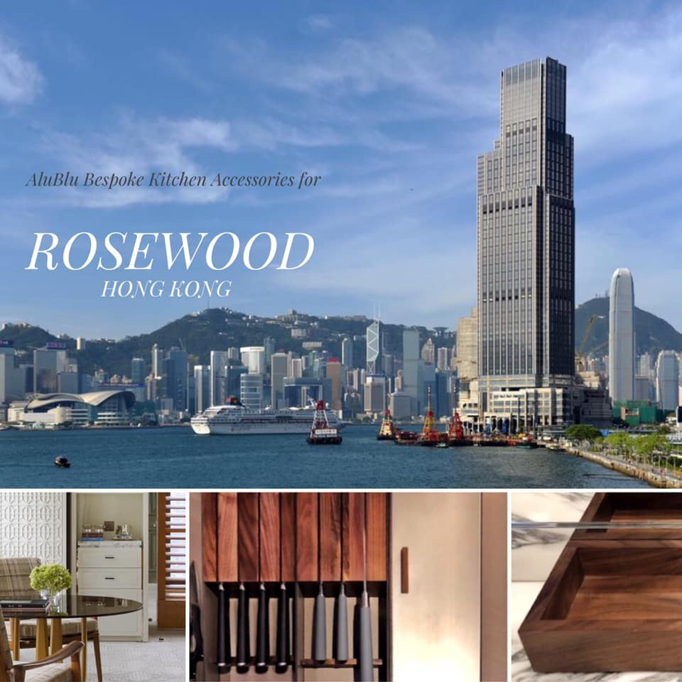 AluBlu Kitchen Accessories – Rosewood Hong Kong
