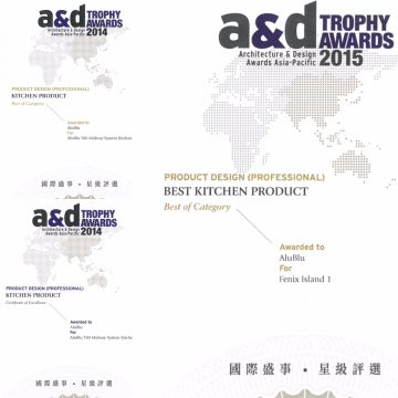 Design Award Winning Kitchen Products